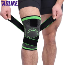 df102992b6 Aolikes Knee Support Australia - AOLIKES 1 Pcs Outdoor Sport Knee Support  Protector Strap Pressurized Adjustable