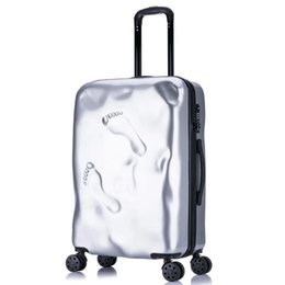 24 Inch Bag Australia - GraspDream Unisex Travel Trolley Suitcase High Quality Rolling Luggage bag 20 24 inches Large Capacity koffer brand Travel Bag