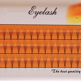 False Eyelashes 12mm Australia - 1 Box 0.07 C 5d Women Girls False Eyelashes 8 9 10 11 12mm Wave Individual Eyelashes Extension Of Black Soft False Lash