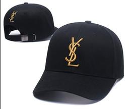 ffeb69f1c08cb Nueva llegada POLO marca de lujo gorras de béisbol Kanye West Saint Pablo  gorra bordado snapback tapas hueso casquette golf sombreros 6 panel gorras