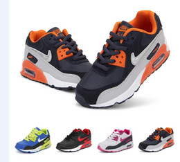 Chinese  2019 Hot Sale Brand Children Casual Sport Shoes Boys And Girls Sneakers Children's Running Shoes For Kids size 25-36 manufacturers
