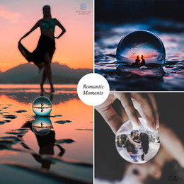 $enCountryForm.capitalKeyWord Australia - whole sale Crystal Magic ball Glass Decorative Ball ,60mm Art Decoration K9 Crystal Prop for Photography