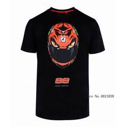 99 t shirts Australia - Summer Jorge Lorenzo 99 Motorcycle Sports Motorbike Racing Motocross Safari Driving Jersey Casual Short Sleeve Men T-Shirt moto