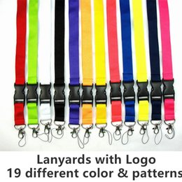 I love lanyard online shopping - Sports Design Lovely PINKY Lanyards Multiple Fashion Brand Cell Phone Charms Strap For Camera Earphones Key Chains Meeting Card I LOVE JESUS