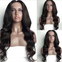 $enCountryForm.capitalKeyWord Australia - Brazilian Loose Wave Lace Front Human Hair Wigs For Black Women Cheap Glueless Full Lace Wigs Pre Plucked Natural Hairline