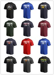 Camping T Shirts Australia - 2019 New NCAA Men's Basketball T shirts Tournament March Madness Sweet 16 T-Shirt for Men XS-3XL