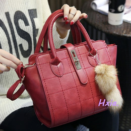 0d78feb714 Free Shipping 2019 New Handbags Shoulder Bag Korean Version Of The Trend  Fashion Leisure Messenger Bag Fox Strap Handbag