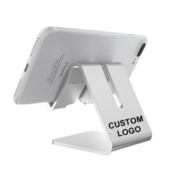 $enCountryForm.capitalKeyWord UK - Fashion Personalized Design Desk Stand For Cell Phone and Tablet Universal Mobile Phone Bracket Holder For iPad