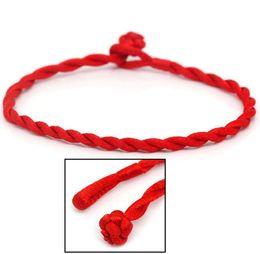 bracelet red luck 2019 - Handmade Kabbalah Red Strings Braided Bracelet &Bangle Vintage Cuff Bracelets For Good Luck,Wealth Men Woman Fashion Jew
