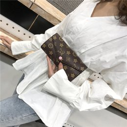 $enCountryForm.capitalKeyWord Australia - 2019 new wallet fashion old flower face long wallet Korean version of the trend of women's clutch bag one generation Handbags Purses V14