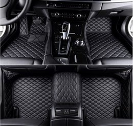 mercedes floor mats NZ - For car Mercedes benz Maybach S 2015-2019 Weather Non-slip Carpets floor mat Non toxic and inodorous