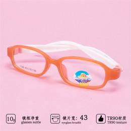 767a4c9184 Children s Eyeglasses Lightweight Flexible Eyewear Frame Children  Prescription Boy Girl Glasses frame TR90 Optical Glasses 108
