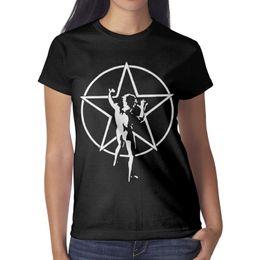 $enCountryForm.capitalKeyWord UK - Rush Star Logo Women T Shirt black Shirts Custom T Shirts Cool Undershirt Crazy Wholesale Shirt Black