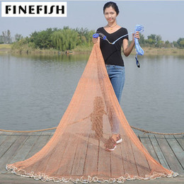 $enCountryForm.capitalKeyWord NZ - Finefish With sinker Or without Sinker Multifilament Cast Net USA Catch Fishing Net Small Mesh Water Hunting Hand Throw Network