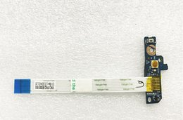FOR Lenovo FOR IdeaPad Z500 POWER BUTTON BOARD & CABLE PN LS-9065P NBX00019B00