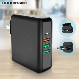$enCountryForm.capitalKeyWord Australia - 61W PD Type C Fast Charger For MacBook Laptop Power Adapter Quick Charge 3.0 Phone Tablet USB Charger US EU UK Plug
