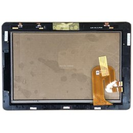 $enCountryForm.capitalKeyWord Australia - TCP10C93 V0.3 Glass LCD LED Screen Touch Screen Digitizer Sensor Replacement parts with Frame For Asus Transformer Pad TF201
