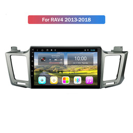 rav4 gps UK - 2G RAM 9 inch Android 10 Car GPS Navigation for Toyota RAV4 2013-2018 Stereo Audio Radio Video Bluetooth