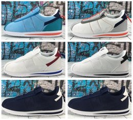 Shoes For Cheap Australia - Cheap Sale Kendrick Cortez Kenny White Orange Running Shoes for Top quality Men trainers Classic Sports Sneakers Size