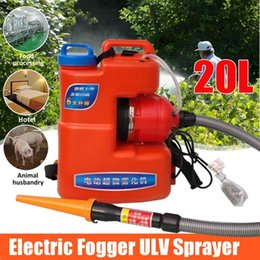 Großhandel AC 220 V 26000W 20L Elektrische ULV Fogger Sprayer Moskito-Mörder-Desinfektion Maschine Atomizer Kampf für