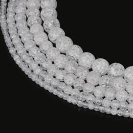 $enCountryForm.capitalKeyWord Australia - Pick Size 468 10 12 Mm Natural Squirrel Snow Cracked Round White Crystal Quartzite Interstitial Jewelry