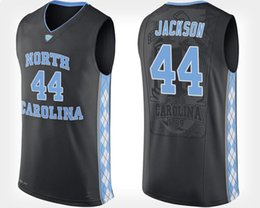 29432c88a7cf Justin Jackson Blue Men s North Carolina Tar Heels Harrison Barnes Black  Luke Maye Brice Johnson White Stitched College Basketball Jersey