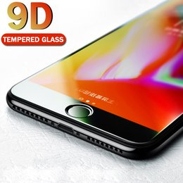 $enCountryForm.capitalKeyWord Australia - 9D Protective Glass for iPhone 7 Screen Protector iPhone 8 Xr Xs Xs Max Tempered Glass on iPhone X 6 6s 7 8 Plus Xs Glass