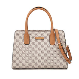 Multi Color Ladies Handbags UK - 2019 styles Handbag Famous Designer Brand Name Fashion Leather Handbags Women Tote Shoulder Bags Lady Leather Handbags Bags purse 1388