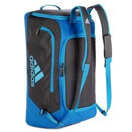 $enCountryForm.capitalKeyWord Australia - Brand designer Backpack Sports Bag Waterproof Ultralight Foldable Outdoor Gym Bag Fitness Running Training Footbal Basketbaal bags