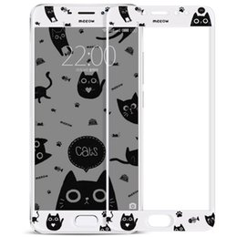 $enCountryForm.capitalKeyWord Australia - Cute Full Cover 3D Soft Edge Screen Protector for iPhone 6 6S Cartoon Tempered Glass Cell Phone Screen Protectors