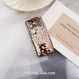 Orange Scale Australia - INS web celebrity sparkling fish scales sequins BB hairpin personality temperament bangs hairpin edge clip Korean hair ornaments
