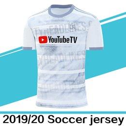 8c08275c3 thai quality 2019 2020 Los Angeles FC Soccer jerseys men Outdoor T-Shirts  19 20 LAFC Soccer Jerseys LAFC away jerseys Outdoor T-Shirts