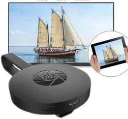 Опт MiraScree G2 Беспроводной TV Stick Dongle TV Stick 1080P HD 2.4G HDMI TV Dongle Поддержка Airplay DLNA Play Google Chromecast 1шт