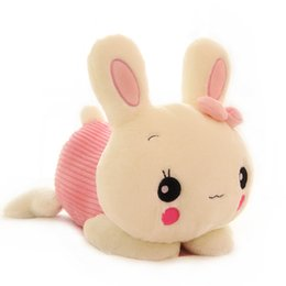 $enCountryForm.capitalKeyWord UK - 40-50cm Rabbit Stuffed Animal Collectible Plush Toys Pillow Car Decoration Cute Valentine's Day Baby Gifts Hot Toys Dolls