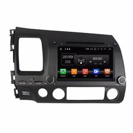 "Gps Australia - 4GB RAM Octa Core 8"" 2 din Android 8.0 Car Radio Car DVD Player for Honda Civic Left 2006-2011 With GPS 4G WIFI Bluetooth USB Mirror-link"