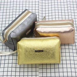 $enCountryForm.capitalKeyWord Australia - wholesale 1 pc Women Solid Cosmetic Bag Beauty Case Make Up Organizer Travel Bag Toiletry Wash Clutch necessarie