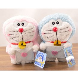 best brand toys 2019 - Doraemon Stuffed Animals Brand Doraemon Kids toys Best gifts For Kids Baby Toys Plush doll lol doll Gifts cheap best bra