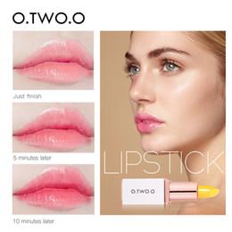 $enCountryForm.capitalKeyWord Australia - Bright Aloe Crystal Jelly Lipstick Magic Temperature Change Color Lip B Natural Moisturizer Pink Protector Lips Cosmetics #1