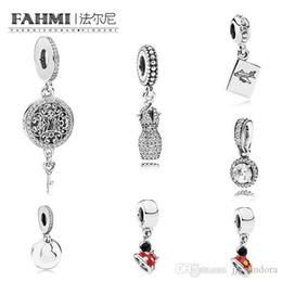$enCountryForm.capitalKeyWord Australia - FAHMI 100% 925 Sterling Silver PASSPORT DANGLE KEY HANGING CHARM Premium Gemstone Pendant Mother's Day Gift Original Jewelry