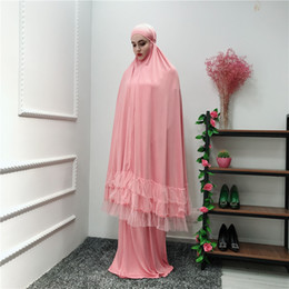 muslim arab clothes Australia - Bangladesh United Arab Emirates Dubai Turkey Islamic Clothing Ramadan Ramadan swings Muslim solid color fashion worship robes