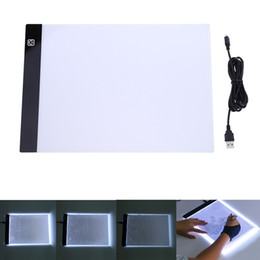 $enCountryForm.capitalKeyWord Australia - A4 Digital Drawing Graphic Tablet LED Light Box Tracing Copy Board Painting Writing Table Three-level Stepless Dimming night light