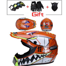 hot motorcycle helmets Australia - Hot sales off-road helmets downhill racing mountain full face helmet motorcycle 3 free gift moto cross casco casque capacete