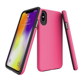 Defender Case Iphone Quality Australia - Slim Hybrid Defender Phone Cases Cover For Samsung S9 S9 Plus iPhone X iPhone 8 Xiaomi Huawei Ultra Durability Quality