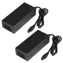 $enCountryForm.capitalKeyWord UK - 42V 2A Lithium Battery Charger Power Adapter Portable Battery Fast Charging Adapter for Electric Bicycle Scooters DC Output
