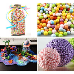 $enCountryForm.capitalKeyWord NZ - Christmas Decoration 12 Colors Foam Balls Decorative Craft Bubble Ball Gift DIY Home Christmas Party Supplies