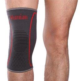 Atemschutzmaske Sicherheit & Schutz Elastische Sport Leg Knie Unterstützung Klammer Wrap Beschützer Knie Pad Hohe Qualityknee Unterstützung Klammer Bein Arthritis Verletzungen Gym Hülse