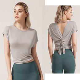 5be9c2f54e0c8 Yoga modals online shopping - Summer New Fashion Women s Yoga Wear Women s  Loose Quick