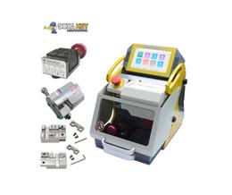 Saab bmw online shopping - DHL Clamp NEW W CNC Key Cutting Machine SEC E9 Car Key Duplicating Cutter Machine Locksmith Tools same as Miracle A9
