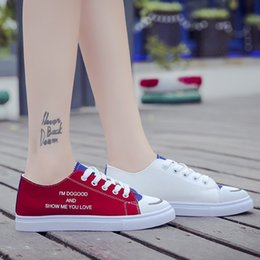 Wholesale Women s casual shoes cloth shoes new products price Comfortable Wild wstripe