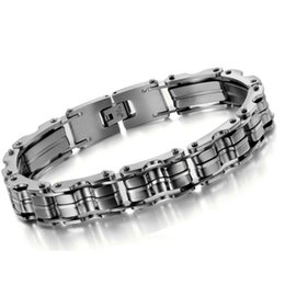 $enCountryForm.capitalKeyWord NZ - New Products European and American Handmade Wholesale Classic Personality Men's Titanium Steel Bracelet
